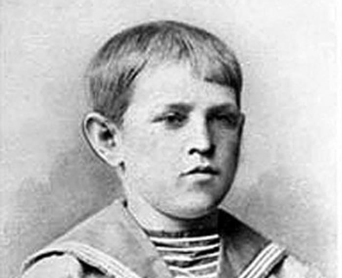 Федор Достоевский в детстве