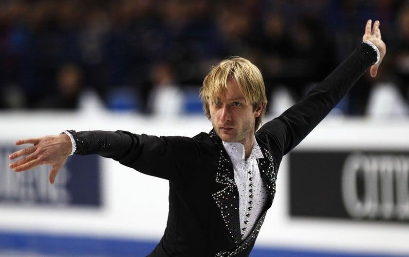 Евгений Викторович Плющенко