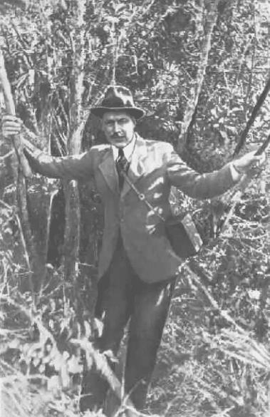 Николай Вавилов в экспедиции