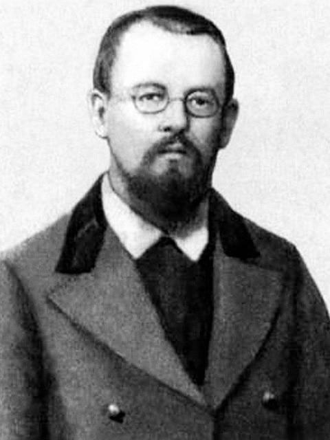 Константин Циолковский в молодости