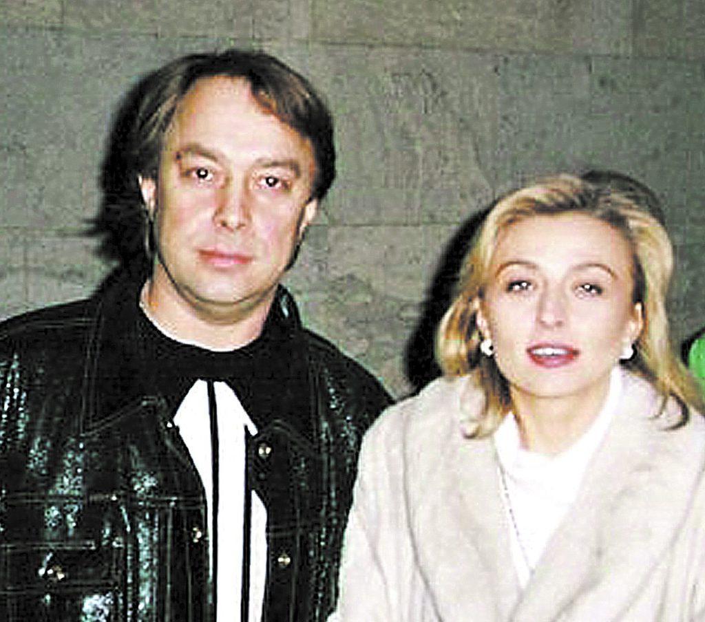 Татьяна Овсиенко с Владимиром Дубовицким