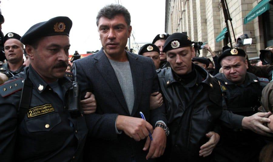 Арест Бориса Немцова