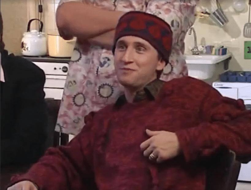 Оскар Кучера в сериале «Чай, кофе, потанцуем…»,