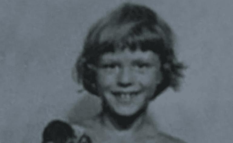 Джейсон Стэтхэм в детстве
