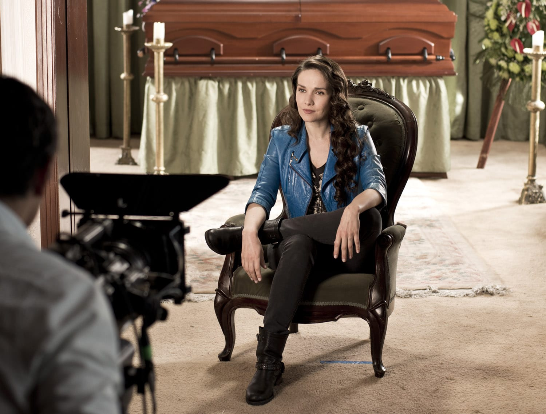 Наталия Орейро в «Темном ангеле»