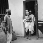 Махатма Ганди в тюрьме