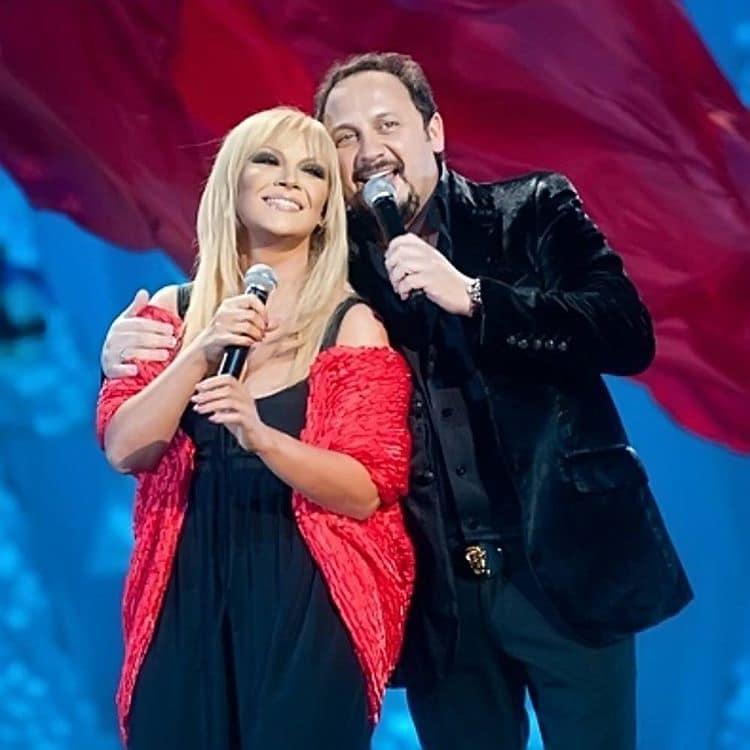 Таисия Повалий и Стас Михайлов