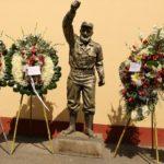 Памятники Фиделю Кастро