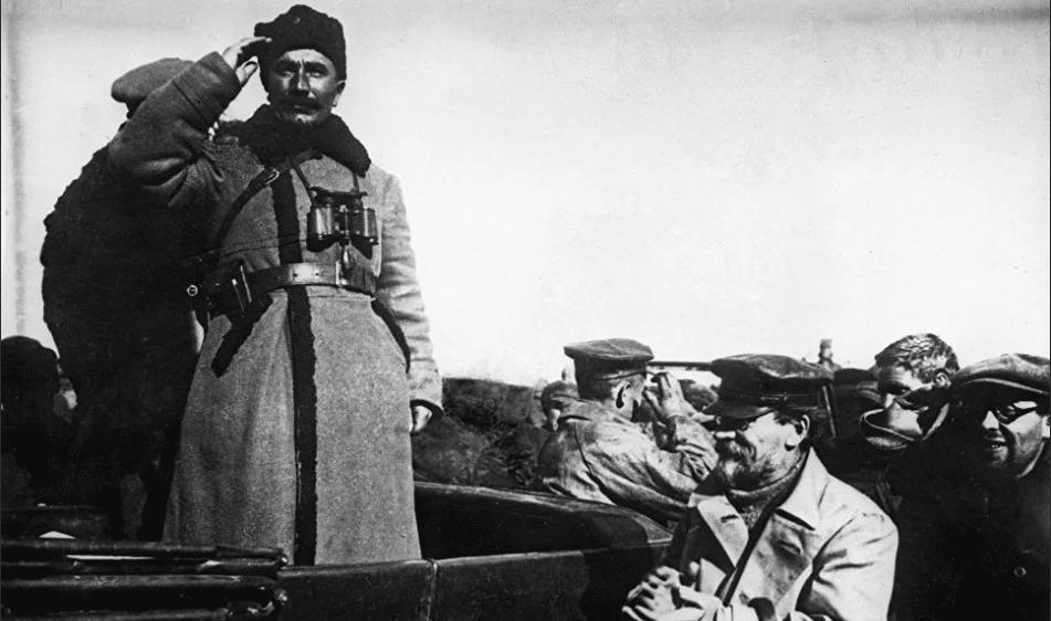 Семен Михайлович Буденный