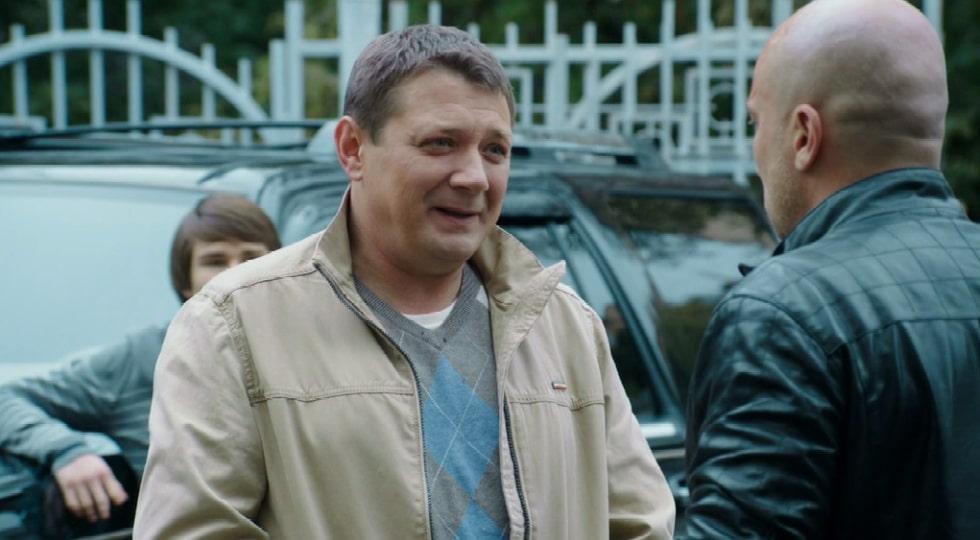 Ян Цапник в сериале «Физрук»