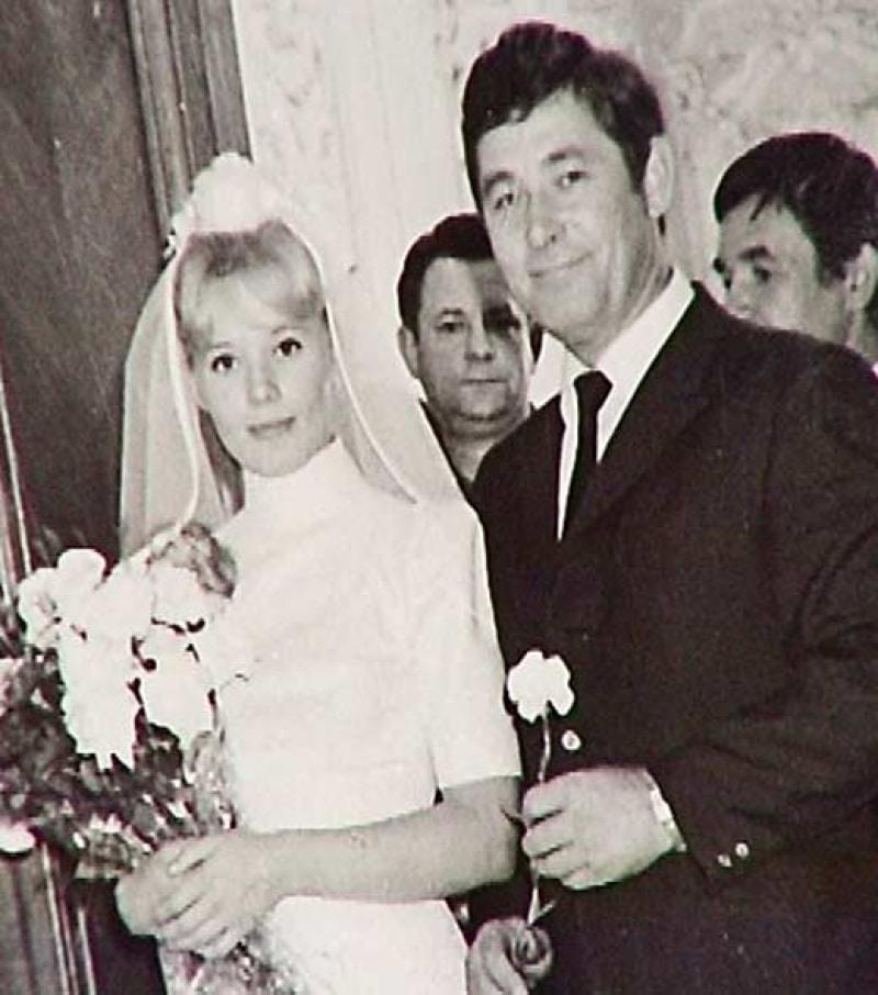 Свадьба Людмилы Сенчиной и Вячеслава Тимошина