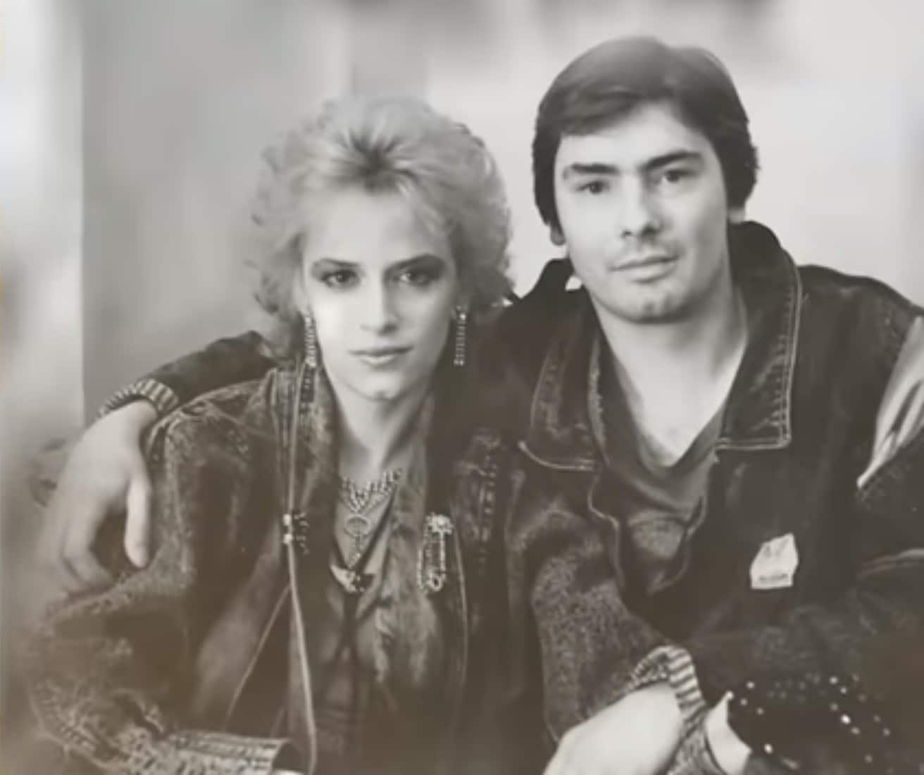 Наталья Гулькина и Константин Терентьев