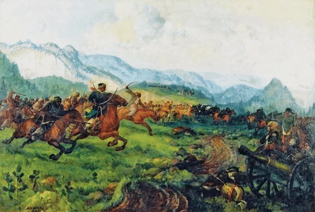 Салават Юлаев в Крестьянской войне