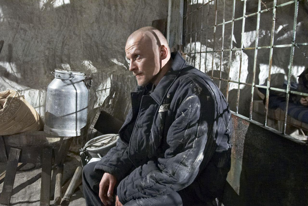Кадр из фильма Кончаловского «Консервы»