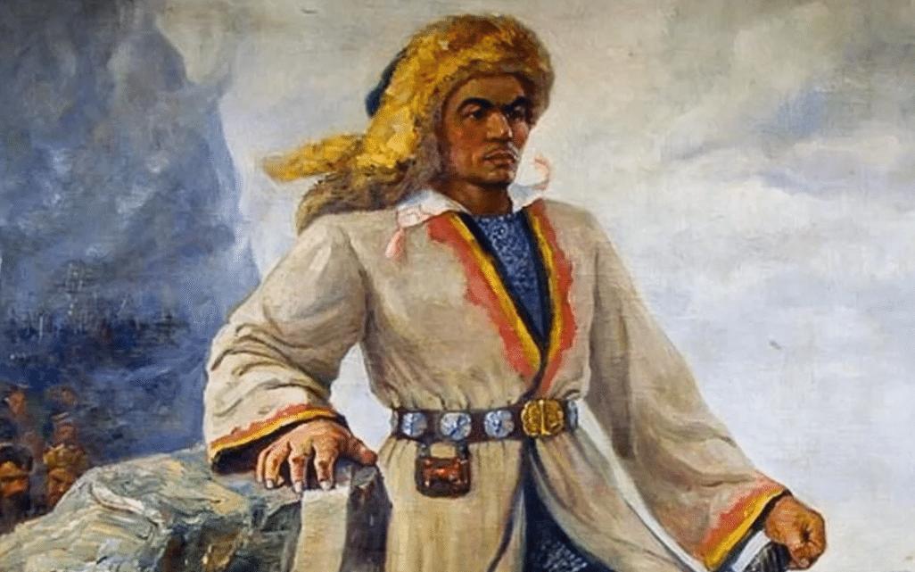 Поэт Салават Юлаев