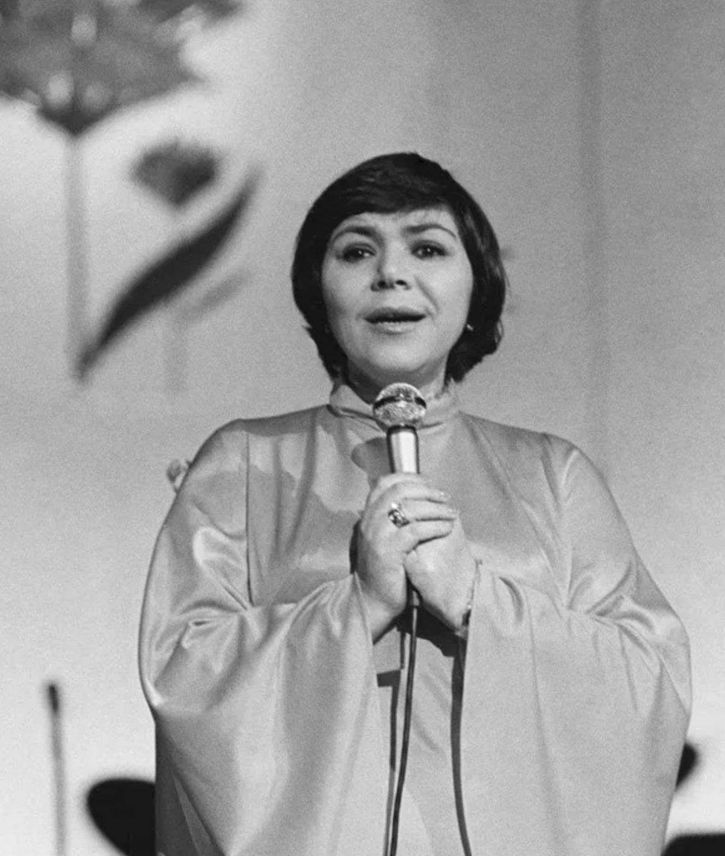 Майя Владимировна Кристалинская
