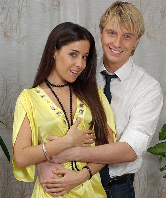 Алексей Гоман с Марией Зайцевой