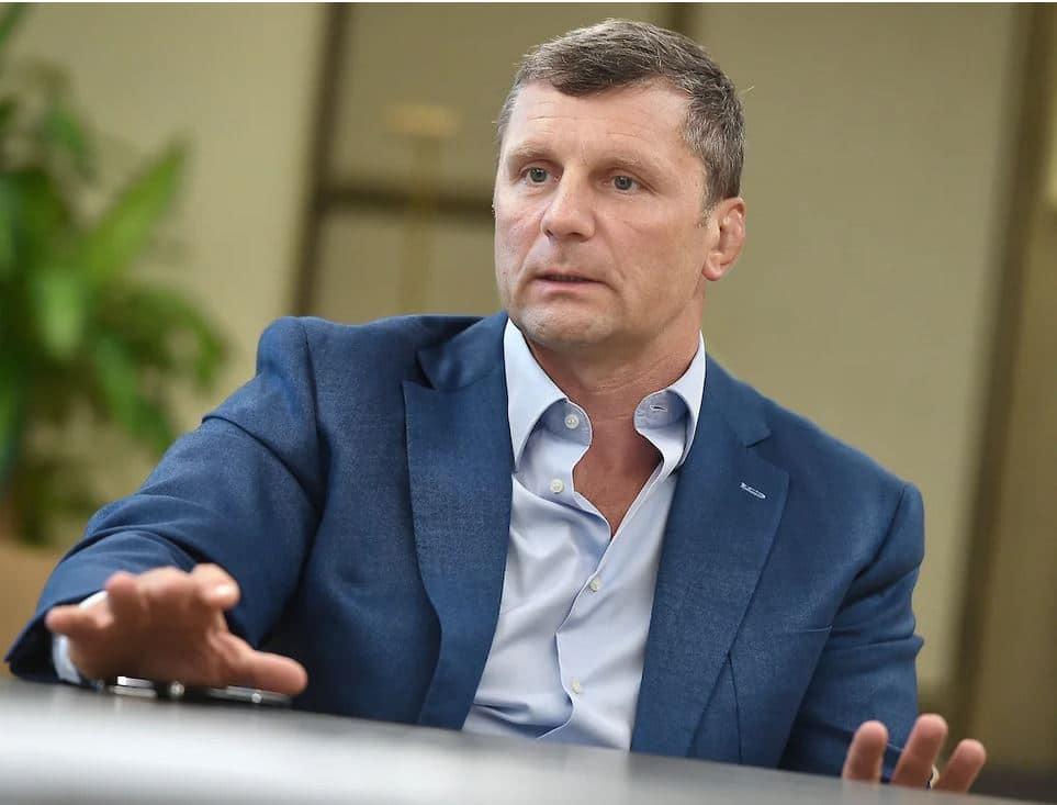 Совладелец Русагротранс Константин Владимирович Синцов