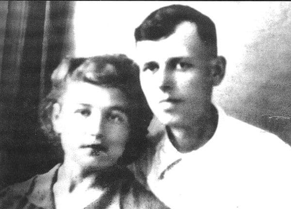 Андрей Сахаров и Клавдия Вихарева
