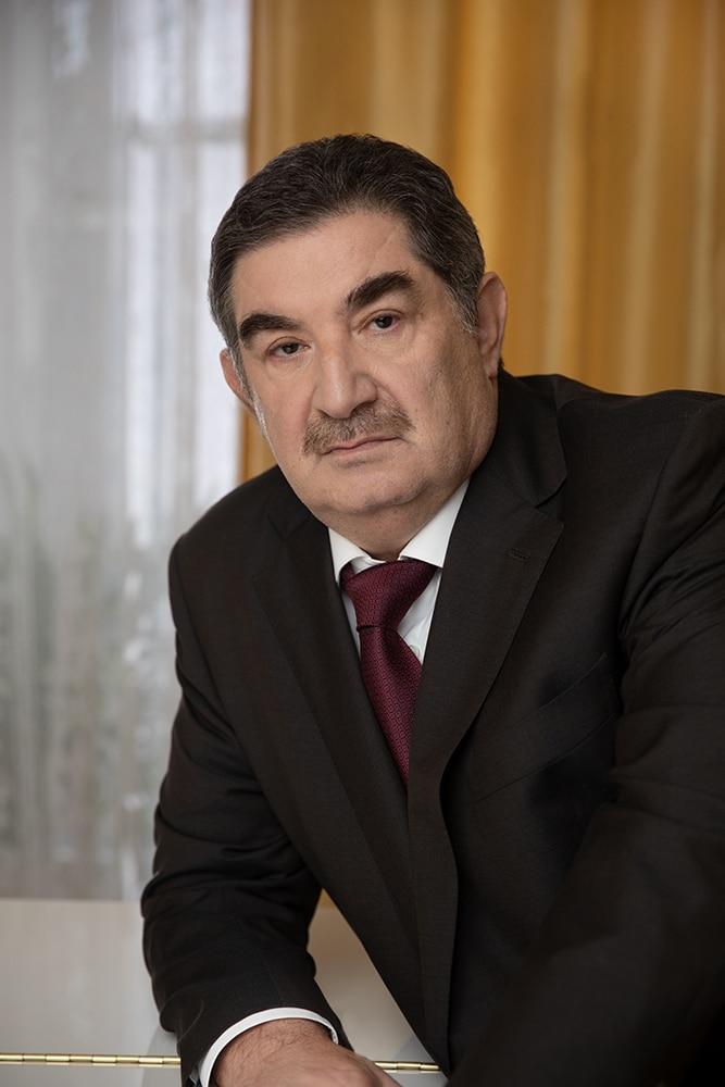 Бывший советник губернатора Московской области Пётр Дмитриевич Кацыв