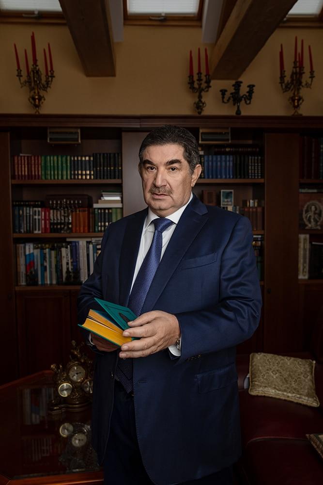 Пётр Кацыв - бывший министр транспорта Московской области