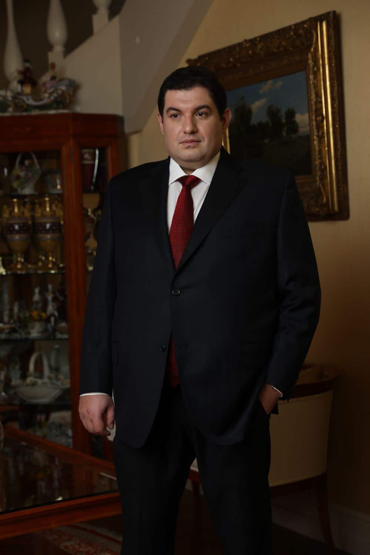 Бизнесмен Денис Петрович Кацыв