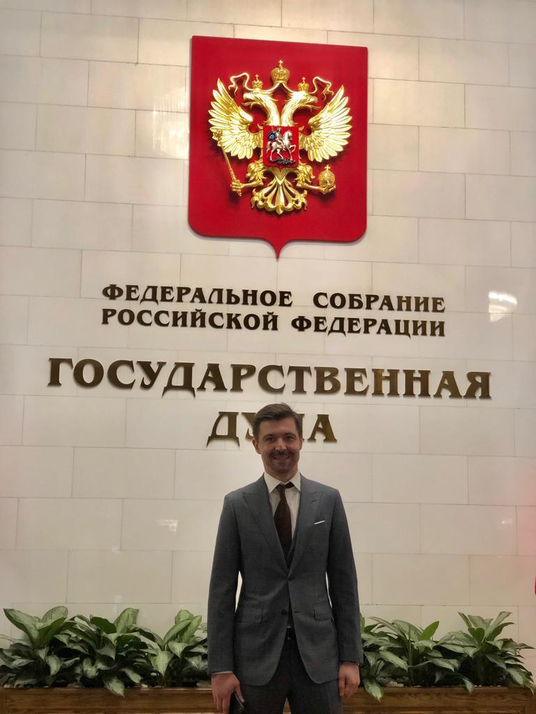 Государственный советник Владимир Мешков