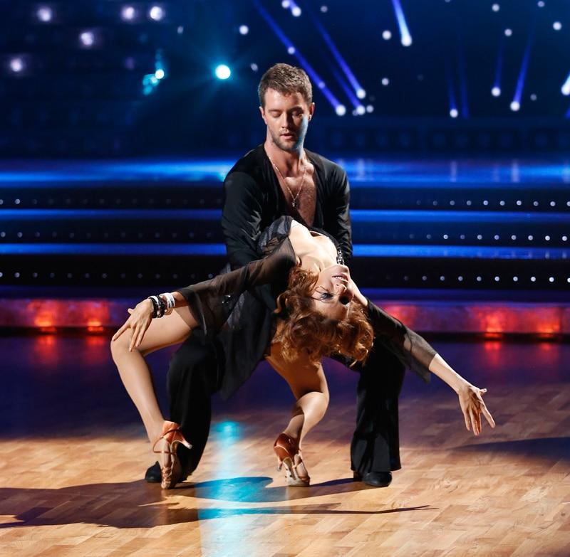 Елена Подкаминская в «Танцах со звездами»