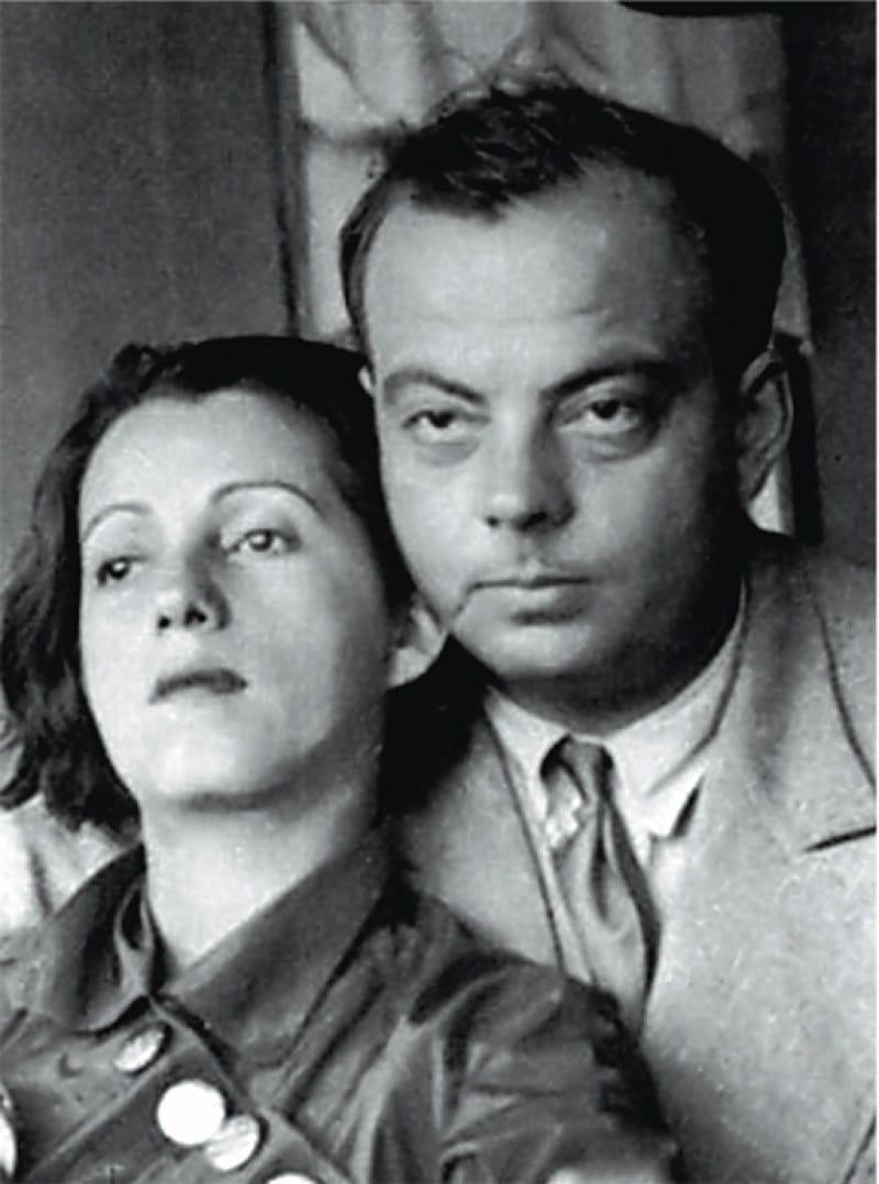Антуан де Сент-Экзюпери и Консуэло Сунсин