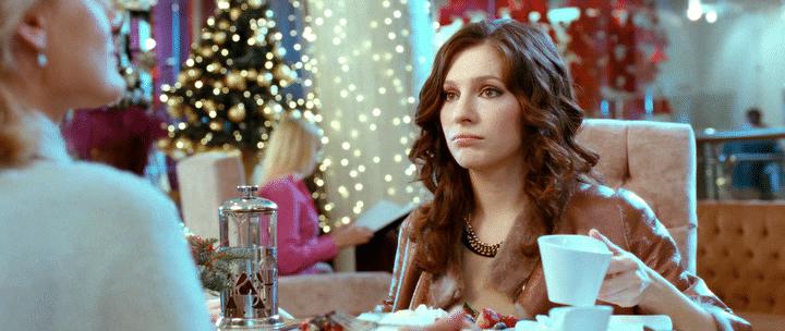 Елена Подкаминская в фильме «О чем говорят мужчины»