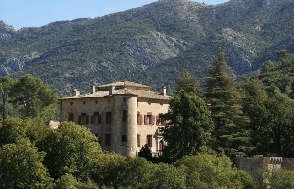 Замок Вовенарг Пабло Пикассо