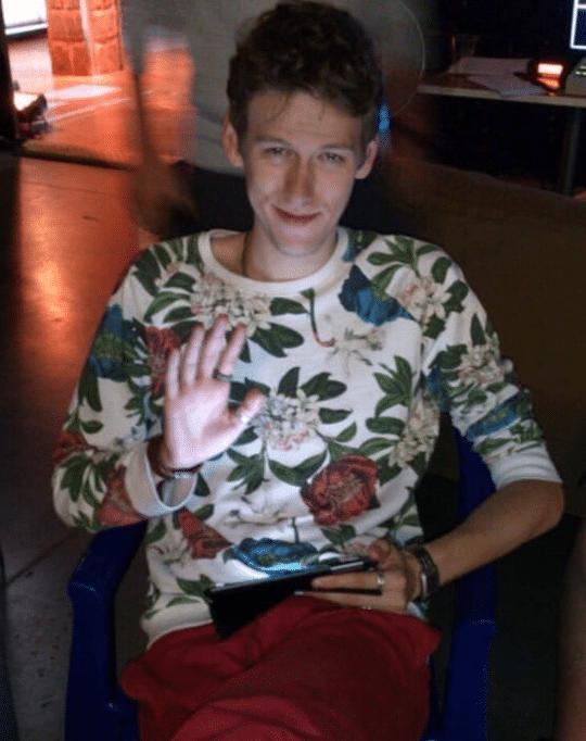 Антон Шастун в юности