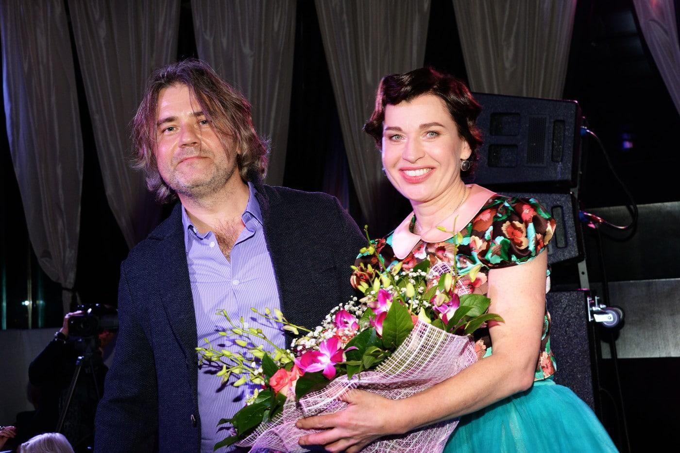 Алиса Мон с Сергеем Муравьевым