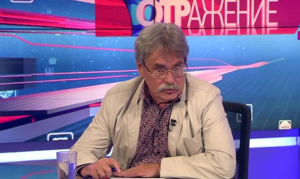 Сергей Лесков в передаче «Отражение»