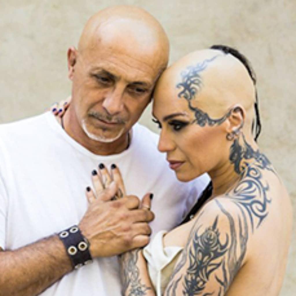 Наргиз Закирова и Филипп Бальзано