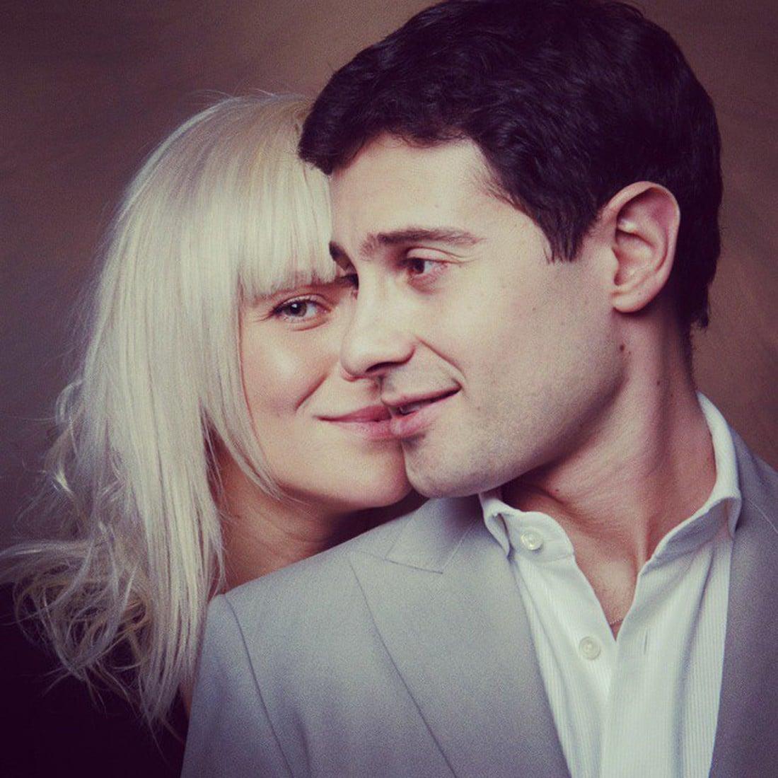 Виктория Макарская с Антоном Макарским