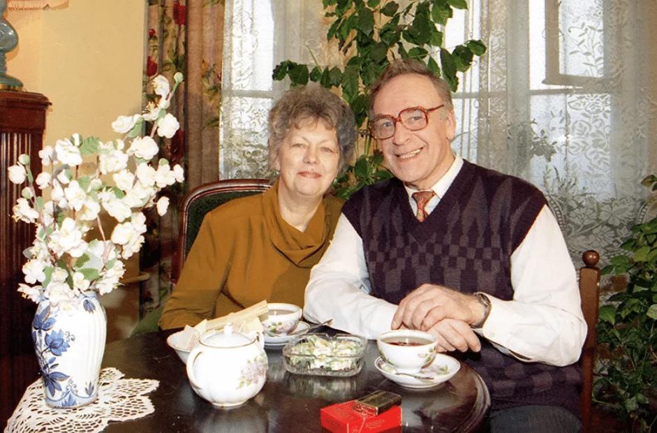 Игорь Кириллов с женой Татьяной