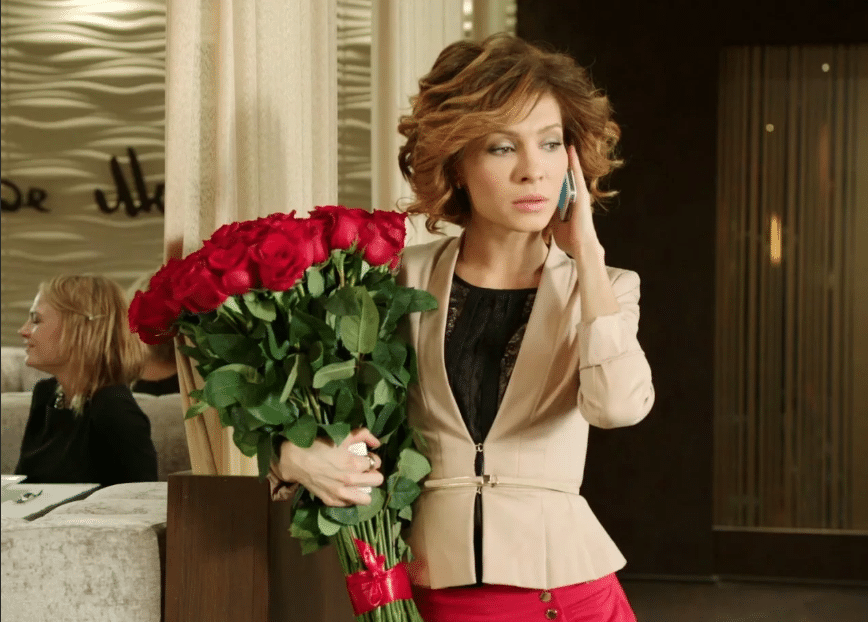Елена Подкаминская в сериале «Кухня»