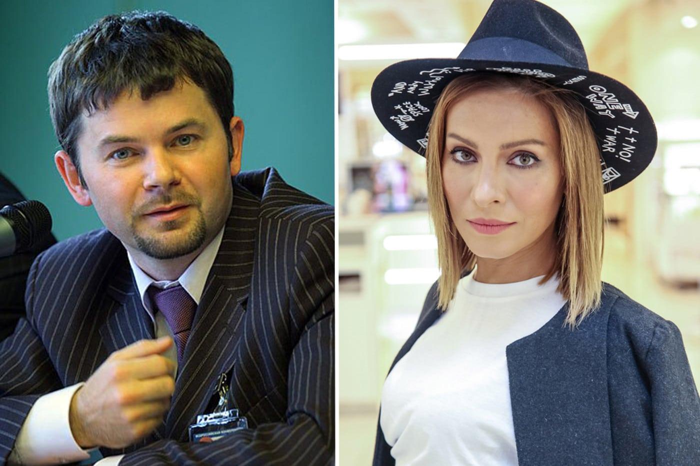 Елена Подкаминская и Александр Пляцева