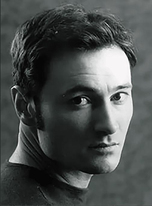 Дмитрий Ульянов в молодости