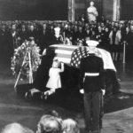 похороны Джона Кеннеди