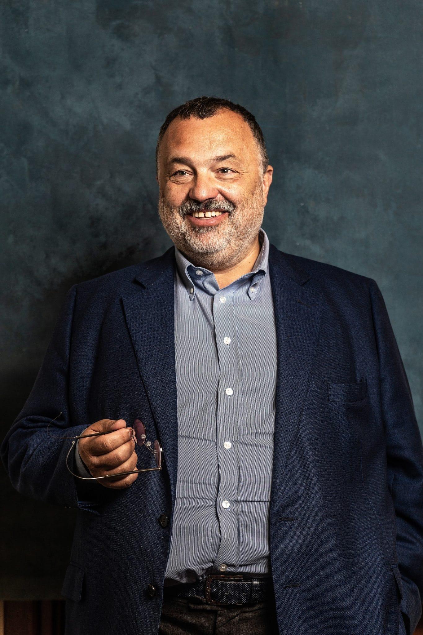 """Руководитель холдинга """"Группа ИМА"""" Андрей Гнатюк"""
