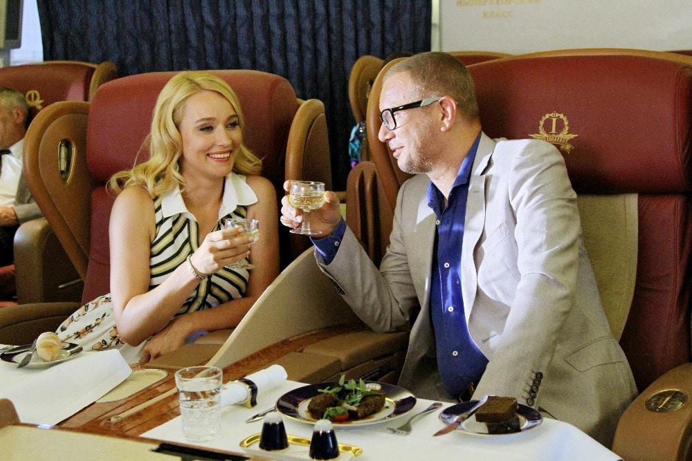 Андрей Ковалев с Марией Булгаковой