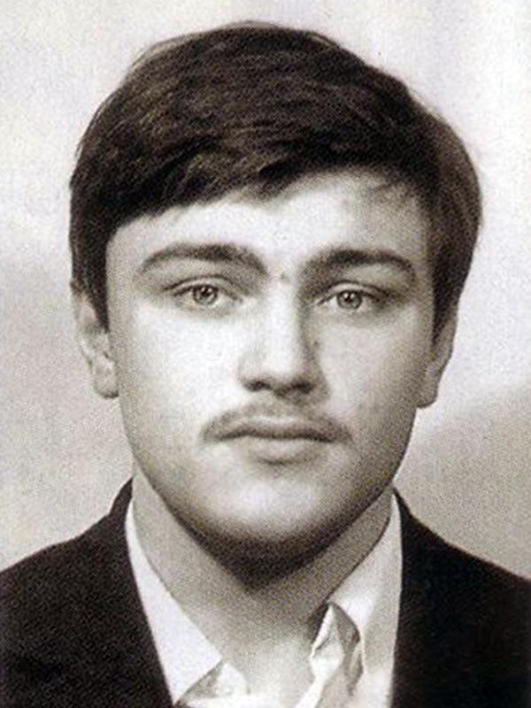 Владимир Турчинский в молодости