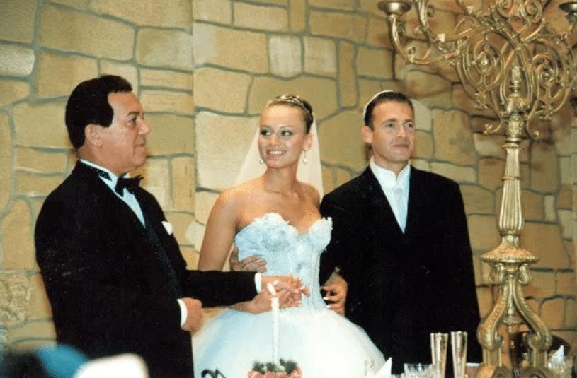 Свадьба Натальи Кобзон с Юрием Раппопортом