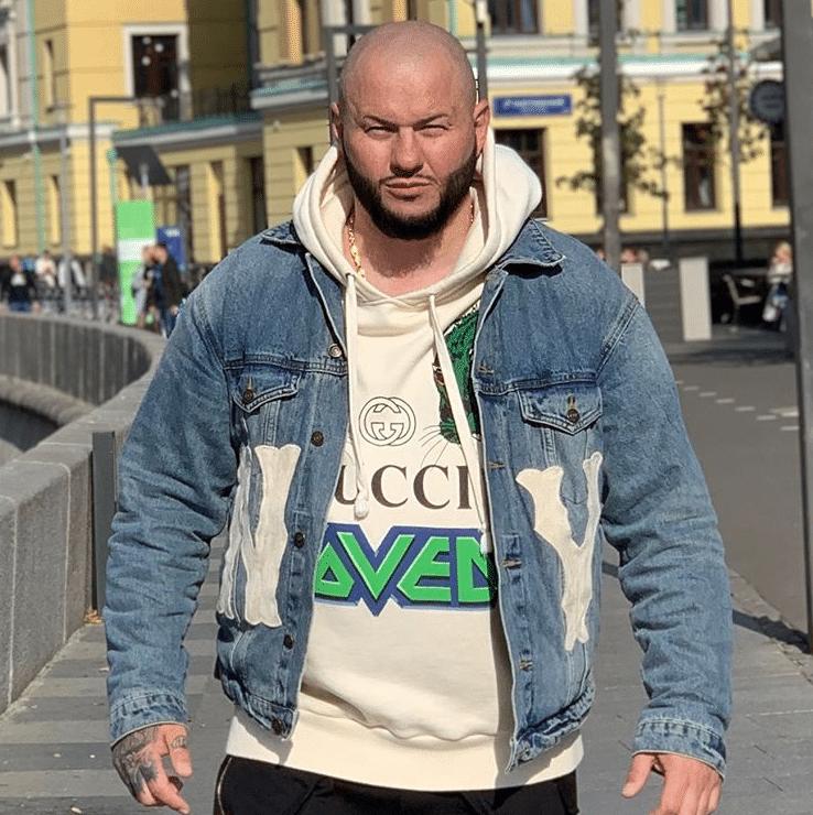 Предприниматель Денис Путилин