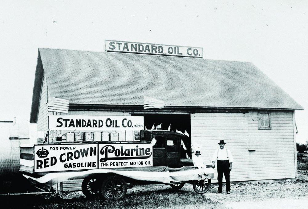 Компания «Standard Oil»