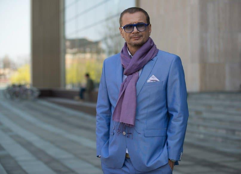 Бизнесмен Андрей Ковалев