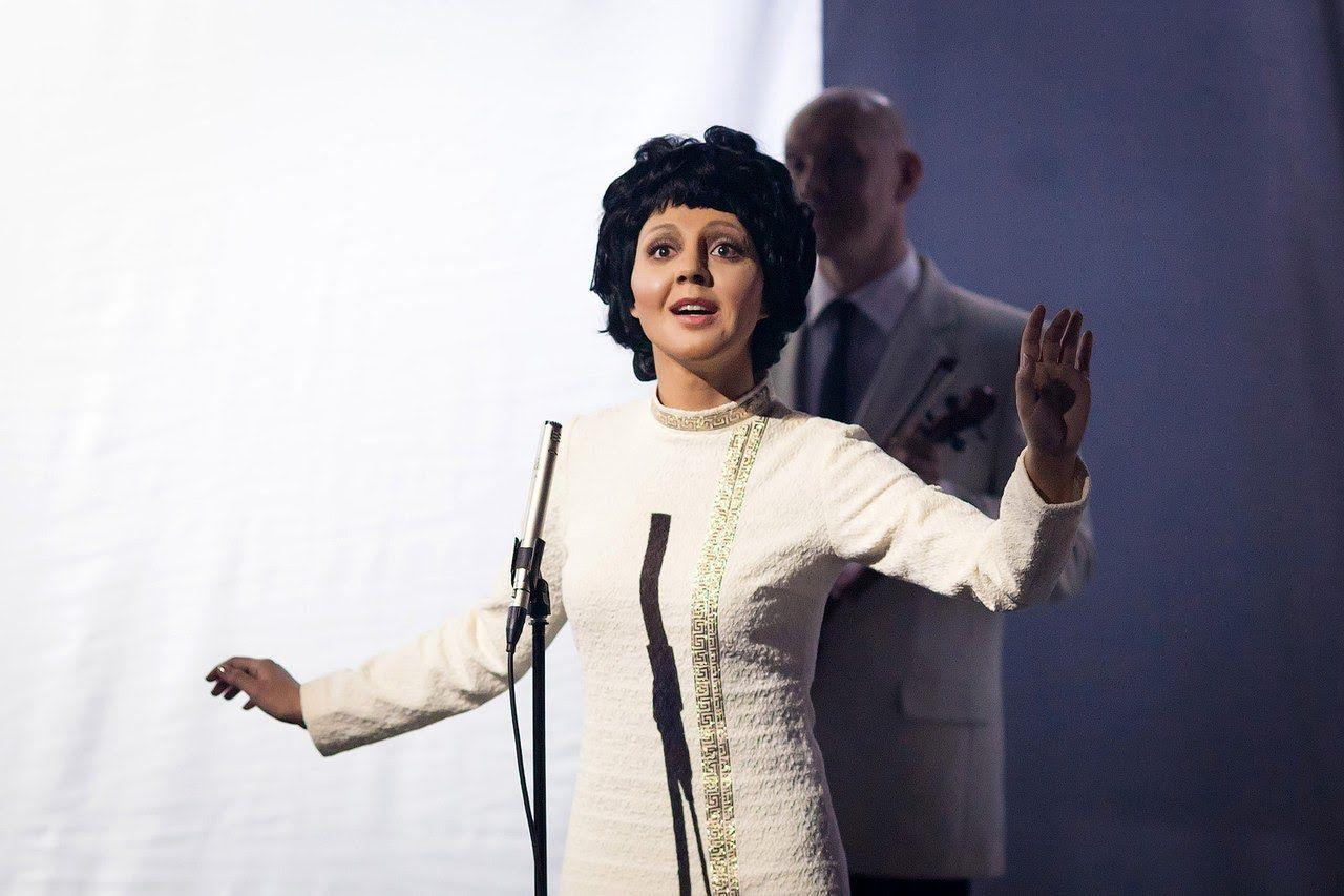 Аида Семеновна Ведищева