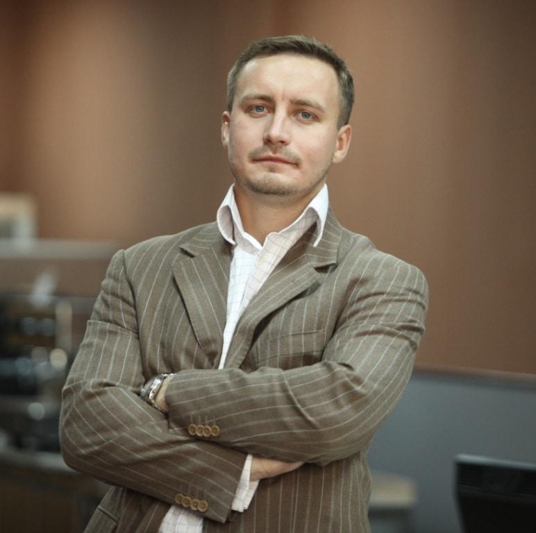 Топ-менеджер Александр Мамченко